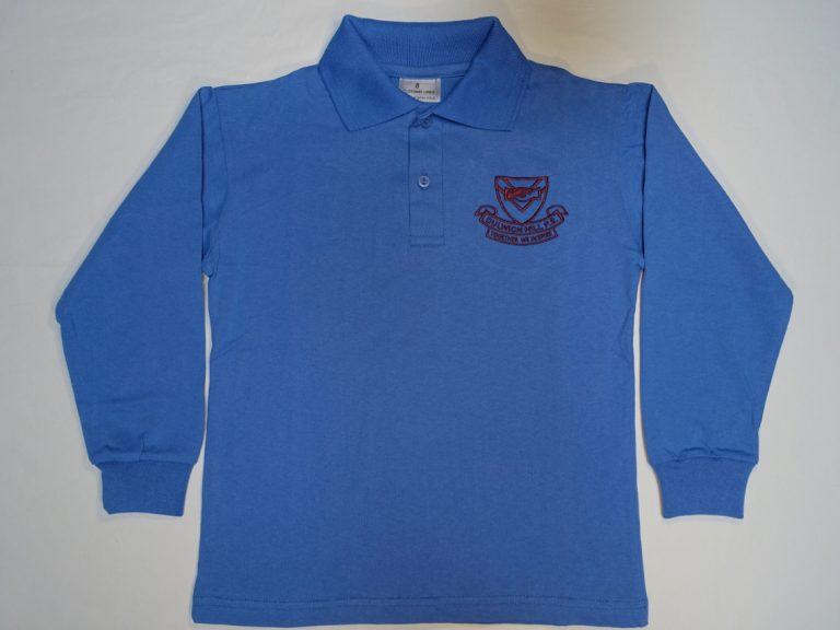 Thumbnail for Polo Shirt – Long Sleeved (Cotton)