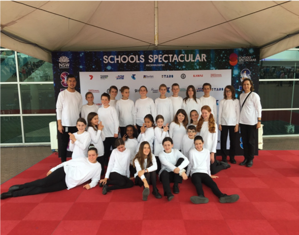 Thumbnail for Schools Spectacular 2019