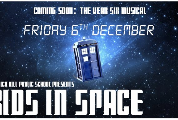 Thumbnail for COMING SOON: Year 6 Musical 'Kids in Space'